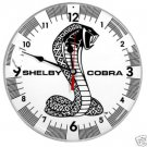 SHELBY COBRA RETRO CLOCK 14""