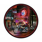 BIKER BAR LARGE HEAVY METAL SIGN