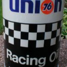 UNION 76 RACING OIL CAN NEW EMPTY PAPER LABEL