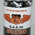 Phillips 66 Aviation METAL OIL CAN 32 FL. OZ