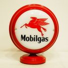 ONE MOBILGAS LIGHTED MINI GLOBE WHITE