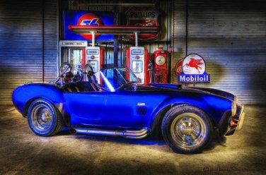 Shelby Cobra 427 Metal Sign