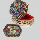 Persian Khatam jewelry box