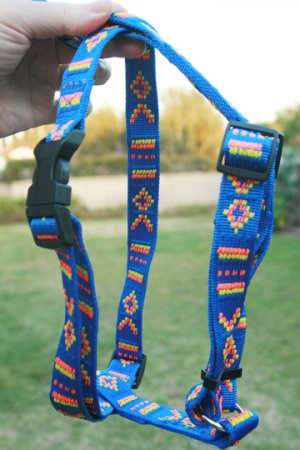 Nylon Harness for LARGE size dog