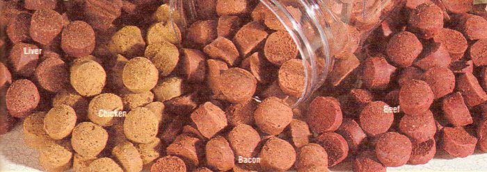 Liver Chewy Treat Bits