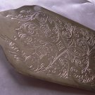 SANDWICH Silver plate? SERVER EMBOSSED BLADE 11.5 INCHES