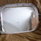 SALE * Large  SILVERPLATE SERVING TRAY - St. James Brazil