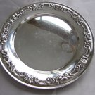 Sterling BREAD DESSERT PLATE by ALVIN FLORAL S291
