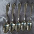 SALE * Gorham PLYMOUTH Sterling TEASPOONS AMcD Mono