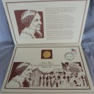 Susan B Anthony 1979-P First Day of Issue Uncirculated coin Fair