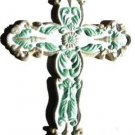 Wall Decor Cross Victorian