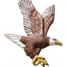 Bald Eagle | Refrigerator Magnet | Handpainted Magnets | Bird Magnets