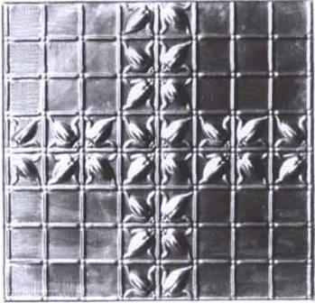 Metal Ceiling Panel Almonds
