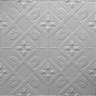 Metal Ceiling Panel Bluebells