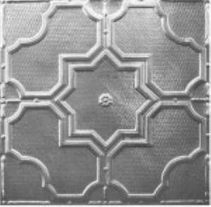 Metal Ceiling Panel Stars