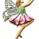 Fairy Garden Spirit | Ornament | Hand-Painted Gifts | Decor
