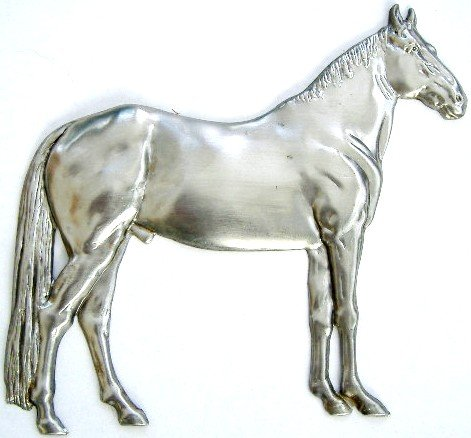 Horse | Ornament | Hand-Painted Gifts | Decor