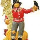 Scarecrow | Refrigerator Magnet | Custom Handpainted Magnets | Seasonal Magnets