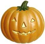 Pumpkin | Refrigerator Magnet | Custom Handpainted Magnet | Seasonal  Magnets