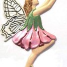 Fairy Garden Spirit | Refrigerator Magnet | Custom Handpainted Magnet | Seasonal Magnets