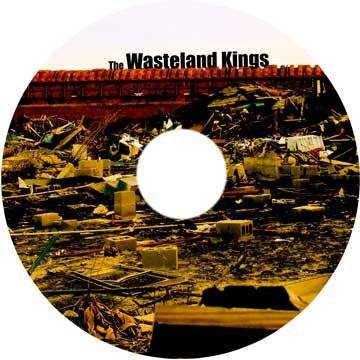 The Wasteland Kings CD