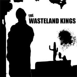 The Wasteland Kings Sticker
