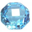 #9025 Topaz Medium Blue Natural 9.85cts