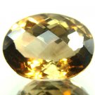 #9740 Champagne Quartz Natural 13.04cts