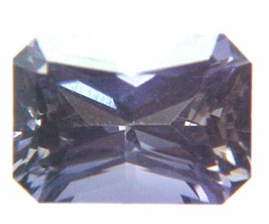 #9838 Iolite - Gorgeous Violet Natural 1.25cts