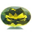 #9261 Tourmaline Deep Green Natural 2.96cts