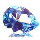 #9268 Topaz Medium Blue Natural 11.29cts