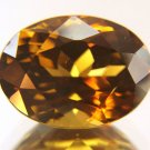 #6969 Sinhalite Golden Brown Natural  11.97 cts