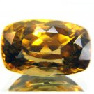 #7511 Zircon Beautiful Golden Champagne Natural 16.65 cts