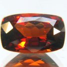 #8792 Hessonite Garnet Orange - Red Natural 12.92 cts