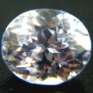 #9064 White Sapphire - Tint of Lavender Natural  2.22cts