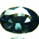 #11457 Green Sapphire - UNHEATED Natural 1.00 cts