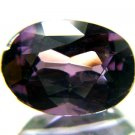 #11649 Spinel Beautiful Deep Purple Natural 4.01cts