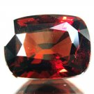 #11658 Rhodolite Garnet Crimson Red Natural 5.76cts