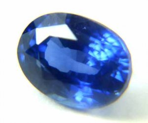 #12444 Blue Sapphire  Natural 1.42cts