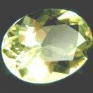 # 12534 Beryl Medium Yellow Natural 3.42cts