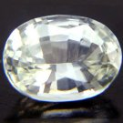 7130 Sapphire Pure White Natural 0.91cts