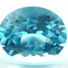 8095  Topaz Blue Natural 6.29cts