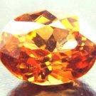 8197 Pyrope Spessatine Garnet Natural 1.49cts