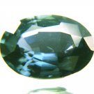 8634 Sapphire Green Natural 0.81 cts