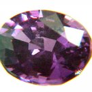 9129 Purple Sapphire Natural 0.88cts