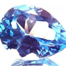 9268 Topaz Medium Blue Natural 11.29cts