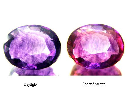 Fluorite Color Change 11.02 cts 8940