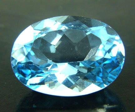 Blue Topaz - Swiss Blue 15.88 cts 9731