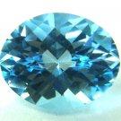 Blue Topaz - Swiss Blue 13.25 cts 11409