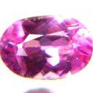 Sapphire - Deep Pink 0.51 cts 11737